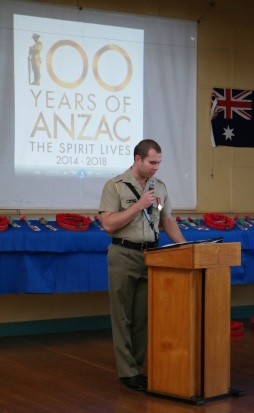 Anzac RSL Trier of the Year
