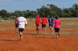 Thargomindah small schools sports camp
