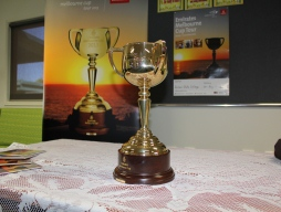 Melbourne Cup comes to school